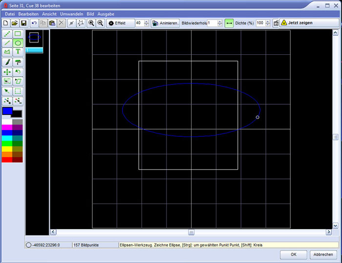 Laserdesigner Pangolin QuickShow Screenshot